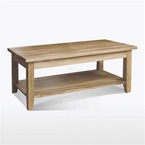 Dining Table Shelf Dining Coffee Table With Shelf W60xl120xh50 Coffee Tables