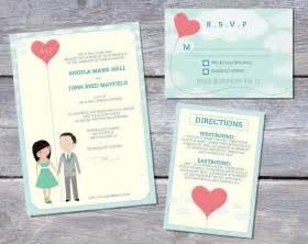 wedding invitation templates free printable