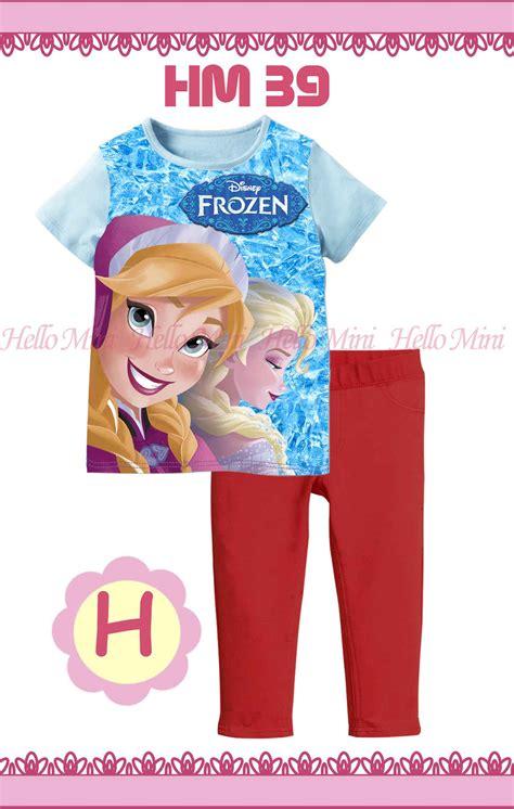 Hello Premium Set Baju Anak Import Branded Sale S Murah hm 39 h frozen set cherry