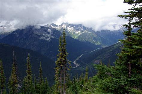 Rogers Lookup Canada Glacier National Park Canada