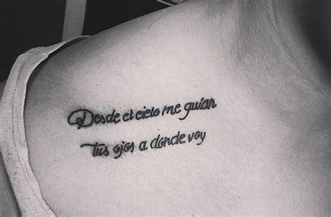 imagenes de tatuajes de frases tatuajes con frases