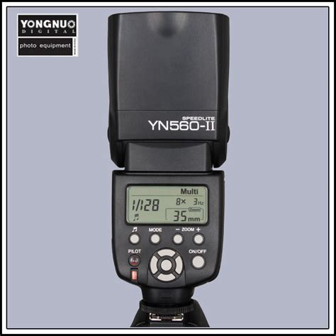 yongnuo yn 560 ii yn560ii flash speedlight speedlite for sony yongnuo store