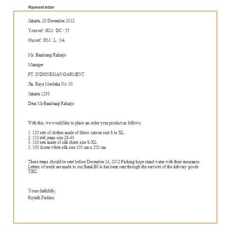 Complaint Letter On Water Leakage sle complaint letter for water leakage contoh 36
