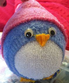 diy sock penguin diy project sock penguin made by me
