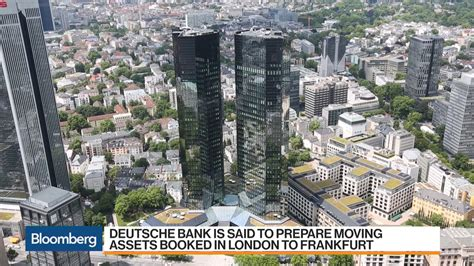 jp bank frankfurt deutsche bank s plans for a post brexit landscape bloomberg