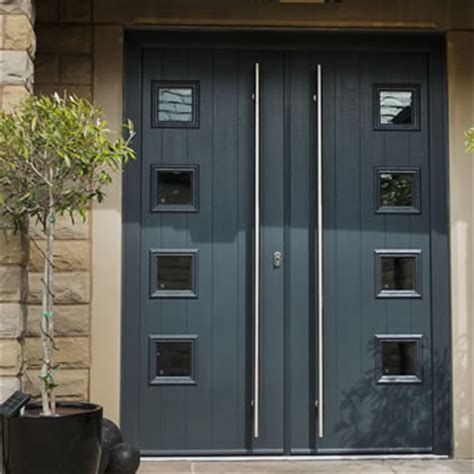Composite Doors Manufacturer Somerset Majestic Exterior Metal French Doors For Sale