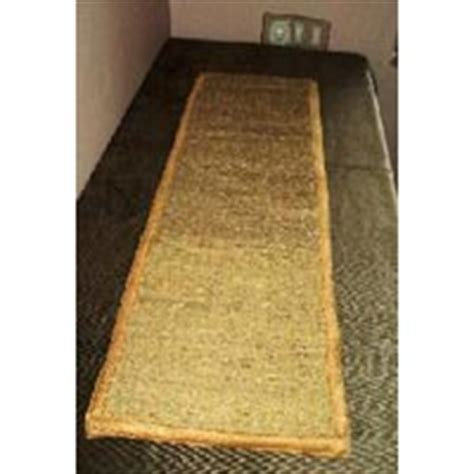 Khus Mats bamboo bath rugs exercise band india