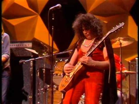 a gong get it on by trex t rex a gong get it on from the midnight special