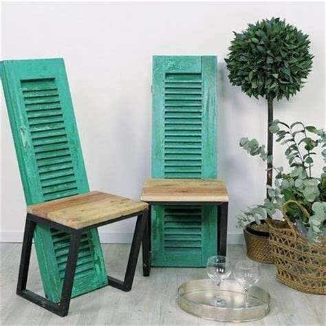 Green Chair Recycling by Recycling Wooden Doors And Windows For Home Decor