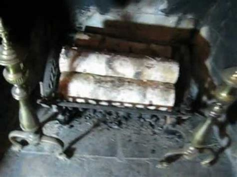 How To If Fireplace Flue Is Open by How To Open Fireplace Chimney Der Or Flue