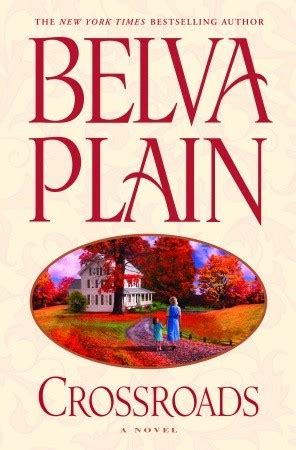 Whispers By Belva Plain crossroads by belva plain reviews discussion bookclubs lists
