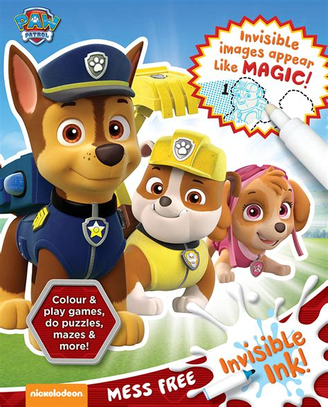 Mainan Edukasi Inkredibles Mess Free Magic Ink Pictures Disney Cars paw patrol inkredibles magic ink activity set activity colour activity children hinkler