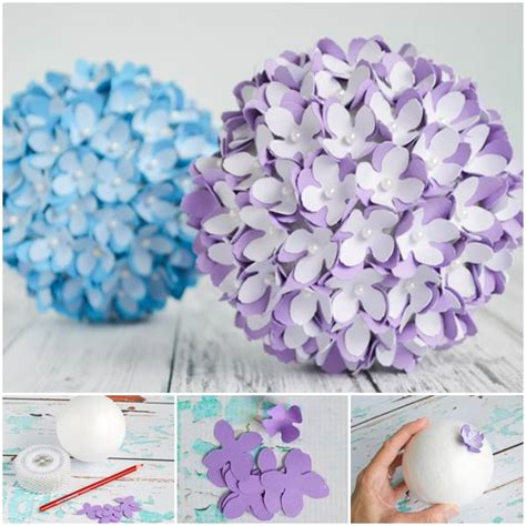 Make Decorations - diy paper flower for wedding gongole
