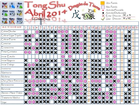 Calendario Chino 2014 Para Embarazo Calendario Chino 2014 Imagui
