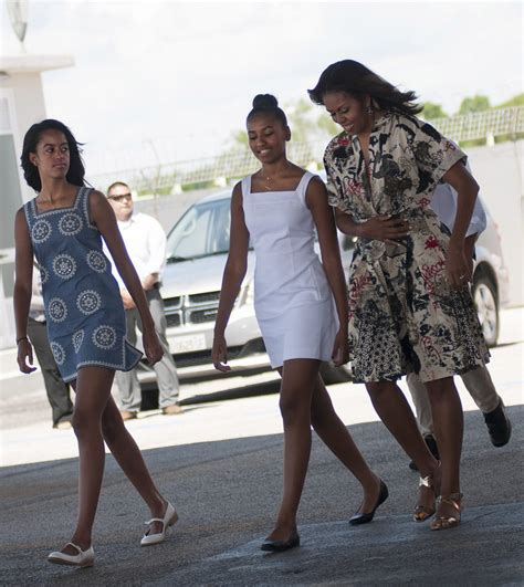 michelle obama children michelle obama shares why it s important not to hold onto