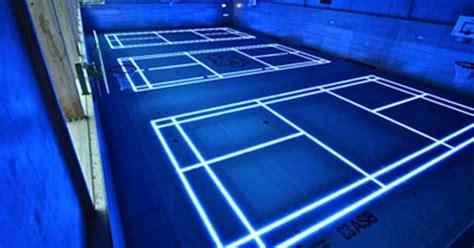 Salle De Sport Futuriste une salle de sport futuriste fa 231 on gr 226 ce aux leds
