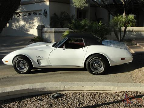 1975 Chevrolet L82 Corvette For Sale Chevrolet Corvette 1975 For Sale In High Ridge Missouri 1975 Chevrolet Corvette L82 Stingray Convertible
