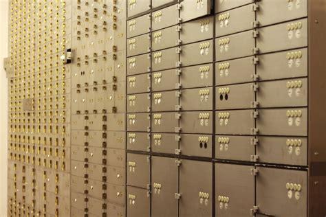 Safe Deposit Box Bank Safe Deposit Boxes Services