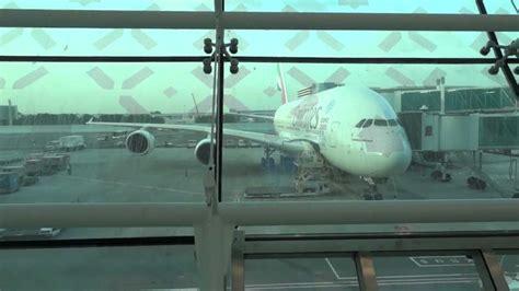 emirates jfk to dubai emirates a380 dubai to new york jfk part 1 of 4 hd