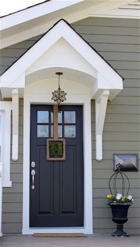 front door colors for gray house 25 best ideas about exterior paint colors on pinterest