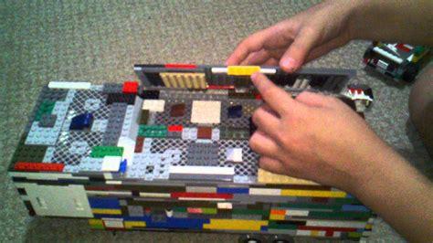tutorial lego fifth wheel lego rv 5th wheel youtube