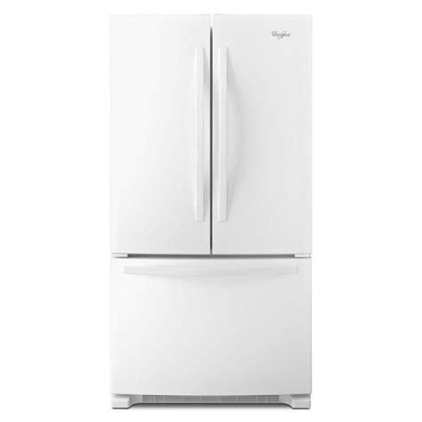 whirlpool door refrigerator complaints shop whirlpool 22 1 cu ft door refrigerator with