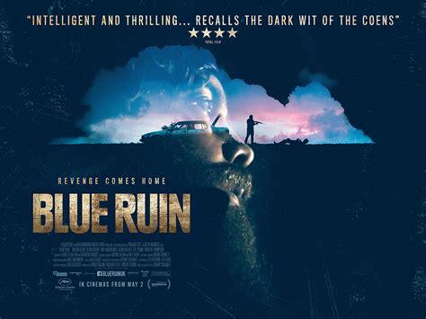 film blue ruin blue ruin poster heyuguys