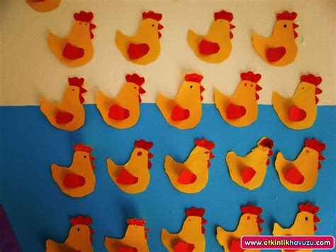 chicken crafts for crafts actvities and worksheets for preschool toddler and