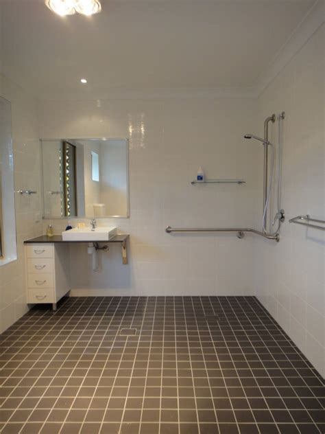 disabled bathroom design disability renovations modifications vip access