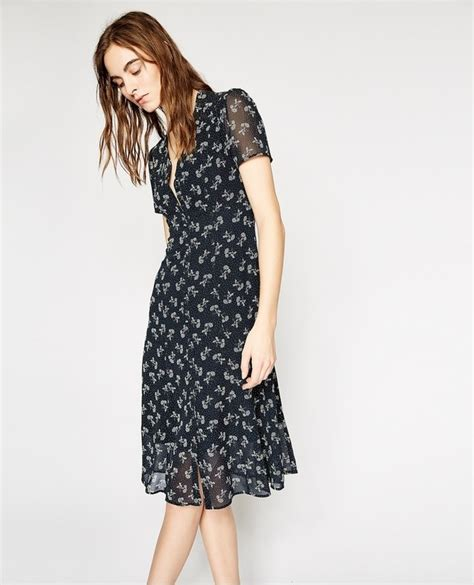 Bloom Dress bloom print dress endource