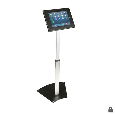 ipad easel stand trade show ipad stand height adjustable ipad stand