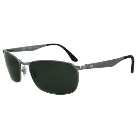 Ban Green Polarized ban sunglasses 3534 004 58 gunmetal green polarized ebay