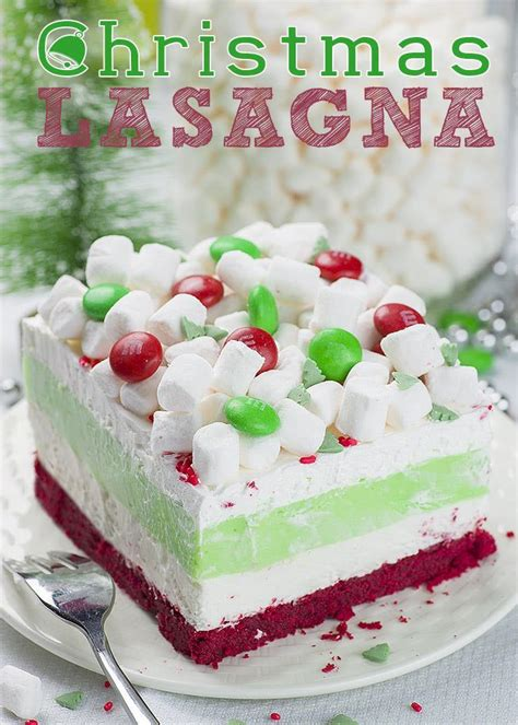 Christmas Desserts by Christmas Lasagna Omg Chocolate Desserts