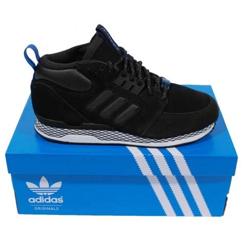 Sepatu Casual Adidas Fashion Black White adidas zx casual mid softwaretutor co uk