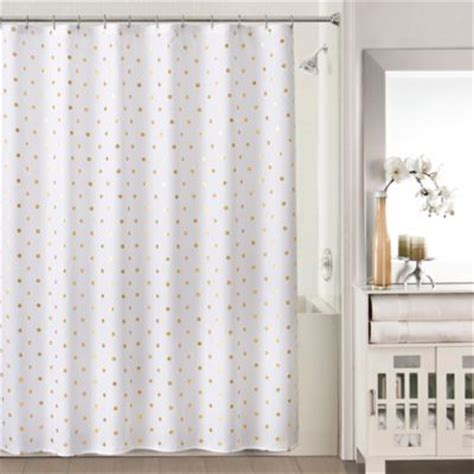sophia curtains buy white and gold shower curtain from bed bath beyond