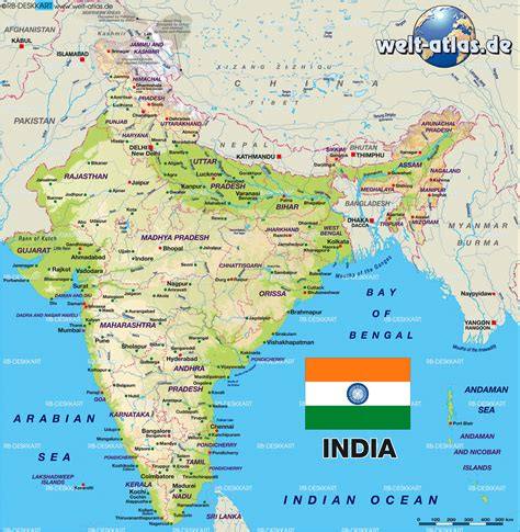 of india india map atlas