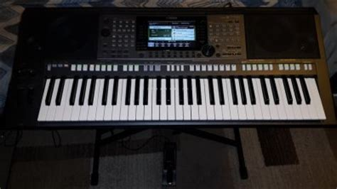 Dan Spesifikasi Keyboard Yamaha Psr S770 yamaha psr s770 for sale in rathmines dublin from julie t