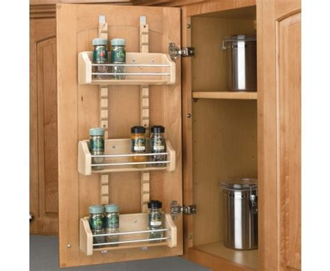 10 Hacks To Maximize Your Kitchen Cupboard Space Inside Kitchen Cabinet Door Storage