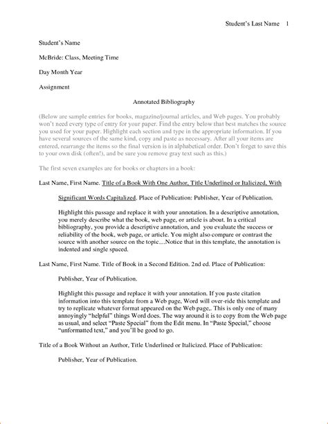 apa sample outline outline templates free sample example format