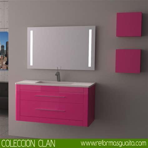 mueble de bano curvo clan reformas guaita
