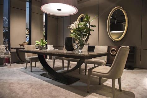modern dining tables  top luxury furniture brands