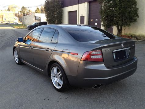2007 acura tl price 2007 acura tl 1600 release date price and specs