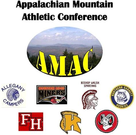 Amac Conference by Athletics Amac Appalachian Mountain Athletics Conference