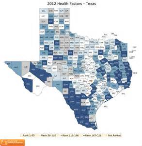 Tx To Tx Rankings Data County Health Rankings Roadmaps
