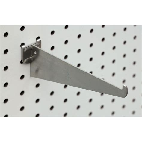 6 inch pegboard shelf bracket