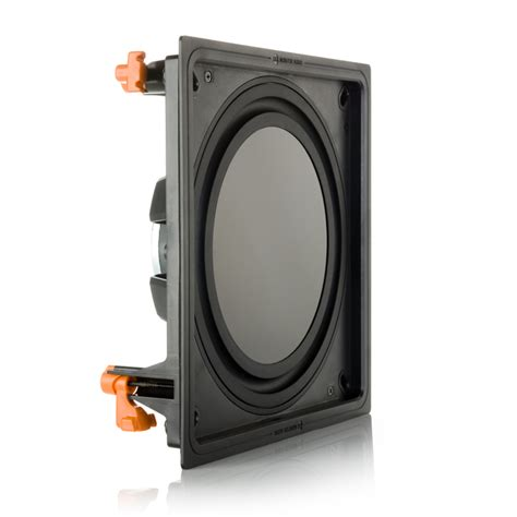 monitor audio iws   wallin ceiling subwoofer driver