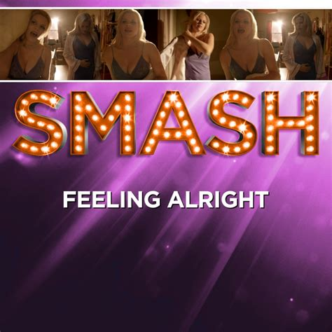 feeling alright s02e16 the nominations smash covers