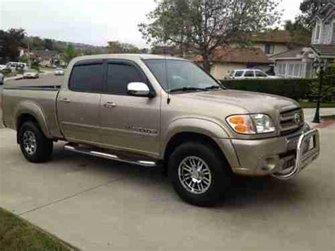 2004 Toyota Tundra 4x4 For Sale Sell Used 2004 Toyota Tundra Sr5 Crew Cab 4 Door 4x4 In
