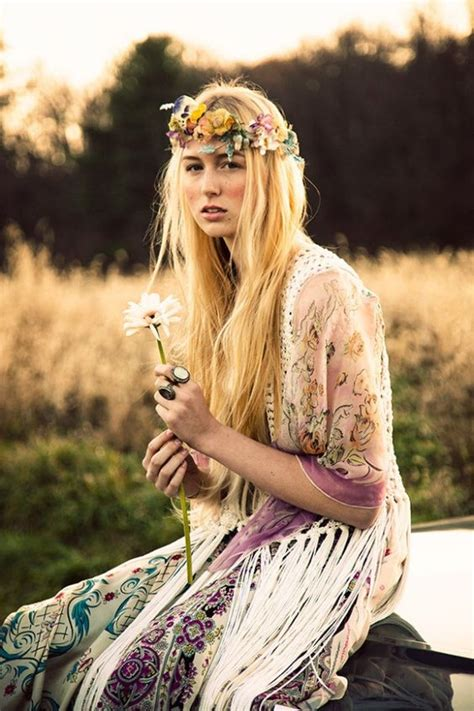 hairstyles for hippies of the 1960s hippie fashion costume keep cute pins on pinterest