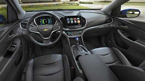 2015 Chevy Volt Interior by 2016 Chevrolet Volt